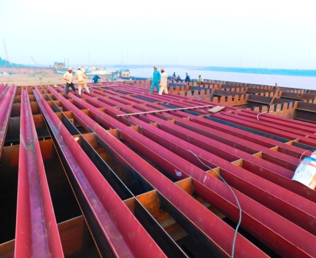 Infrastructure and Development of Inland Waterways in India